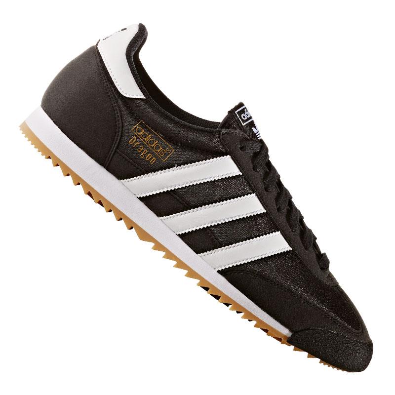 adidas Originals Dragon OG Sneaker Schwarz Weiss