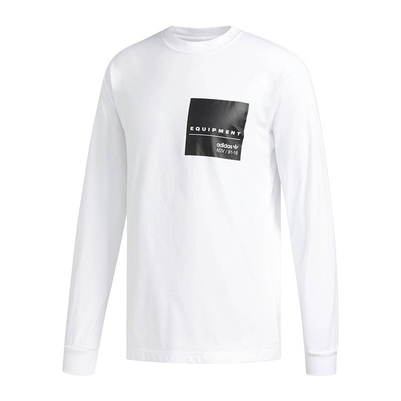 Détails sur Adidas Originals Eqt Graphique Sweat Blanc