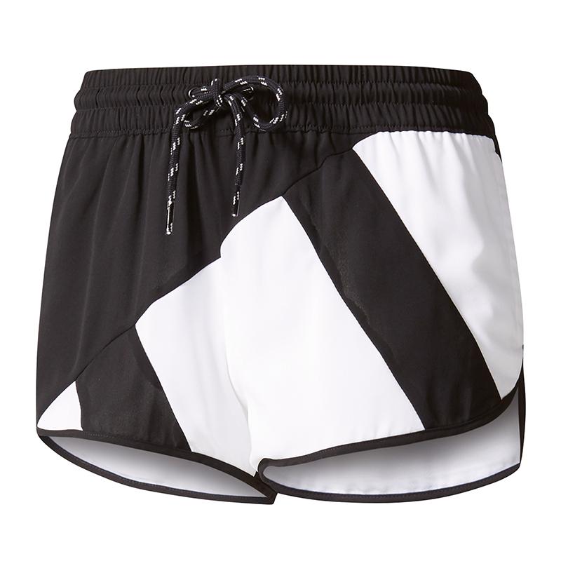 Pantaloncini Nero Adidas Bianco Originals Eqt Donna PFBWTPq