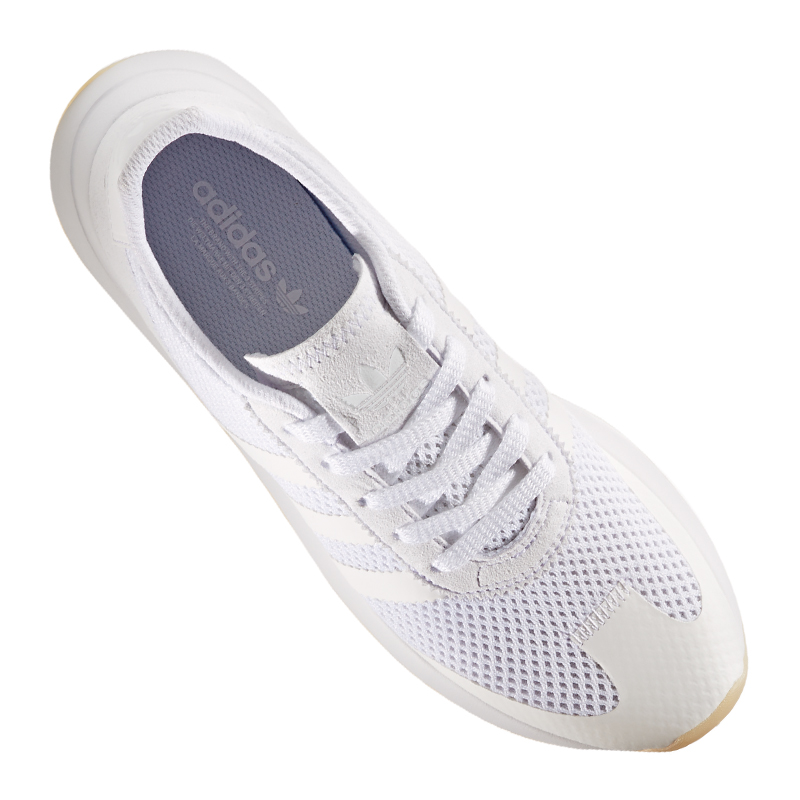 adidas Originals Flashback Flashback Originals Sneaker Damen Weiss e50696