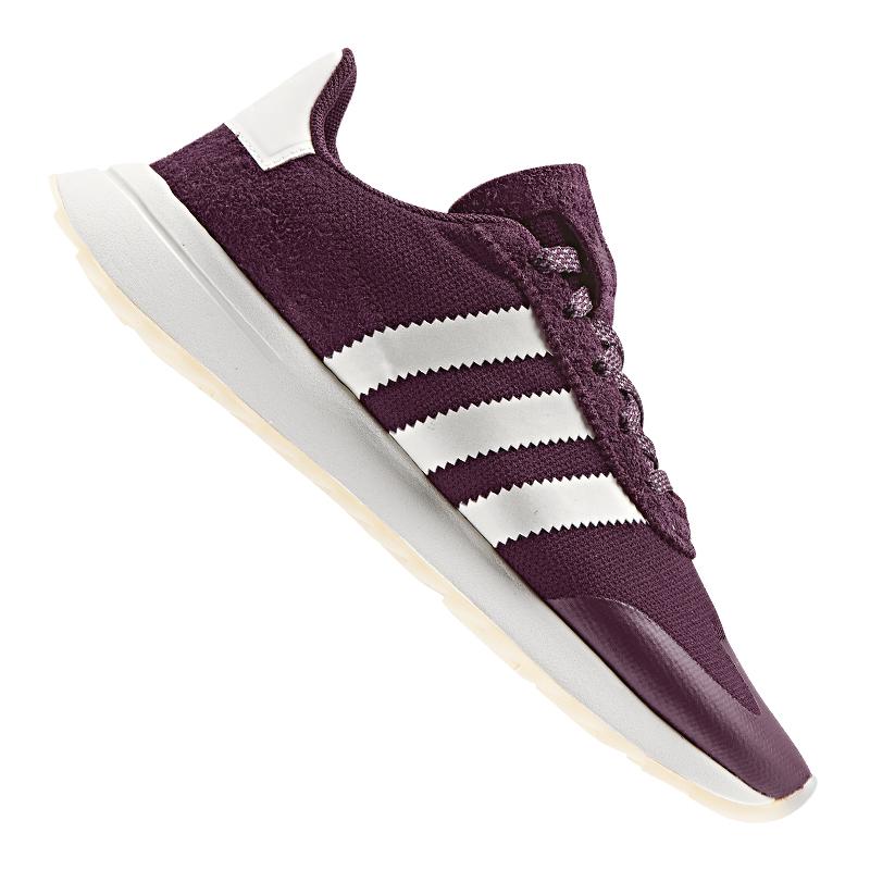 Zu Lila Damen Sneaker Flb Weiss Adidas Originals Details QshrCdt
