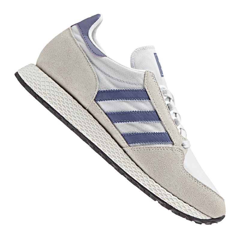 Adidas Originals Forest Grove Baskets pour femmes gris