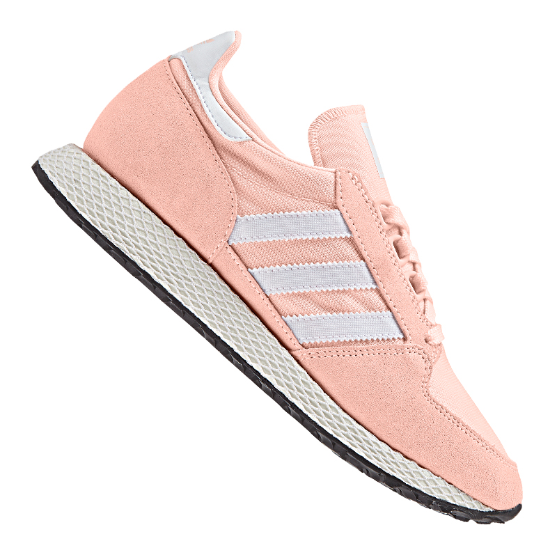 adidas Originals Forest Grove Sneaker Damen Rosa