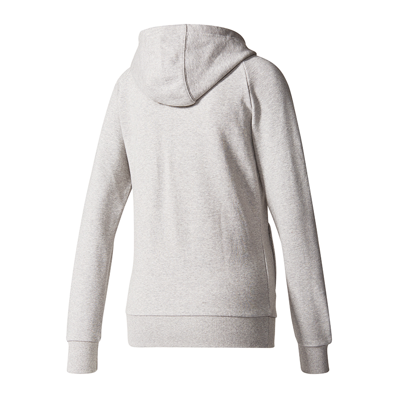 adidas Originals Fullzip Kapuzenjacke Damen Grau   eBay 23b3a510da