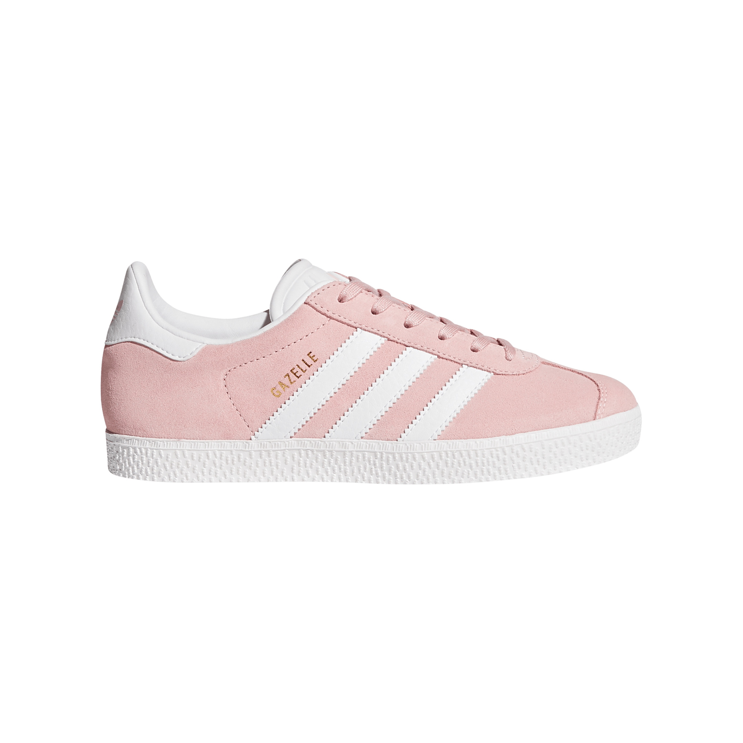Détails sur Adidas Originals Gazelle J Baskets Enfants Rose