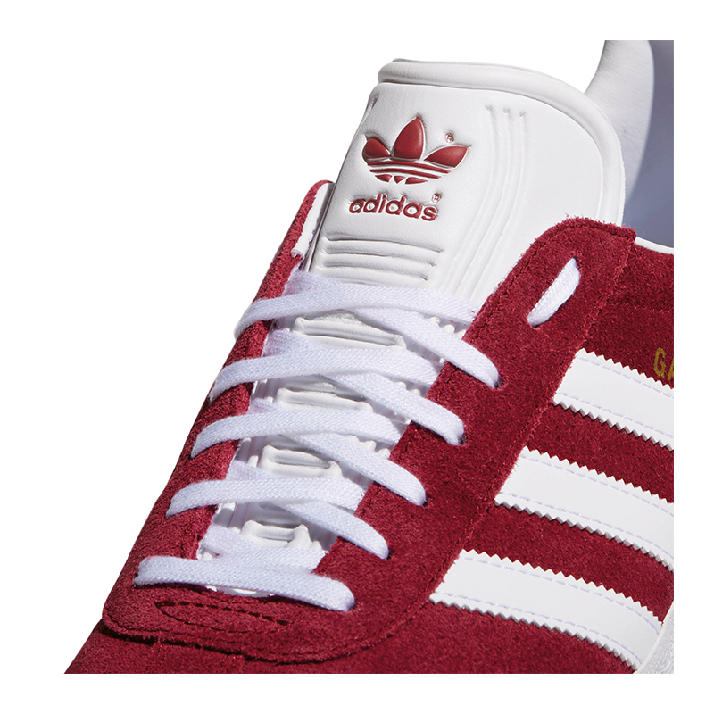 adidas Originals Gazelle Sneaker für Herren Rot