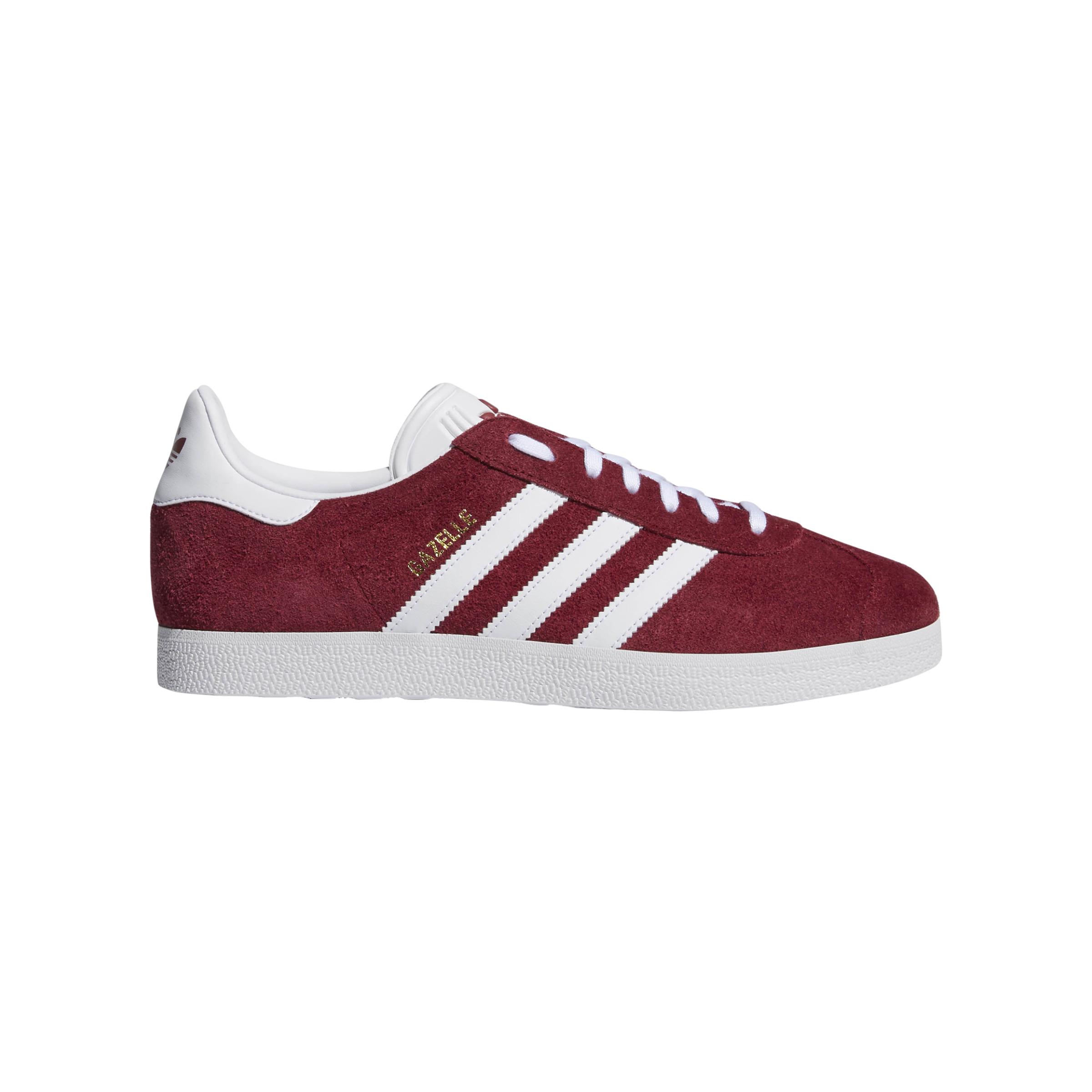 Sneaker Weiss Rot Adidas Gazelle Originals nwqE0qXI