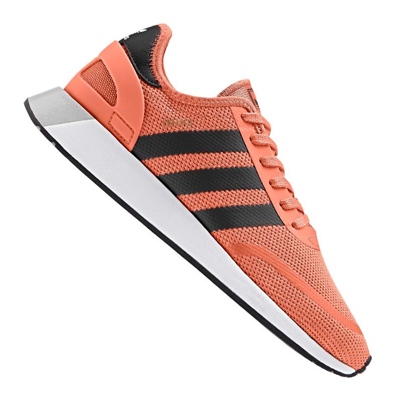 ADIDAS ORIGINALS iniki Runner Sneakers Arancione Scarpe classiche da uomo