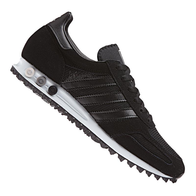 adidas originals la trainer og sneaker schwarz ebay. Black Bedroom Furniture Sets. Home Design Ideas