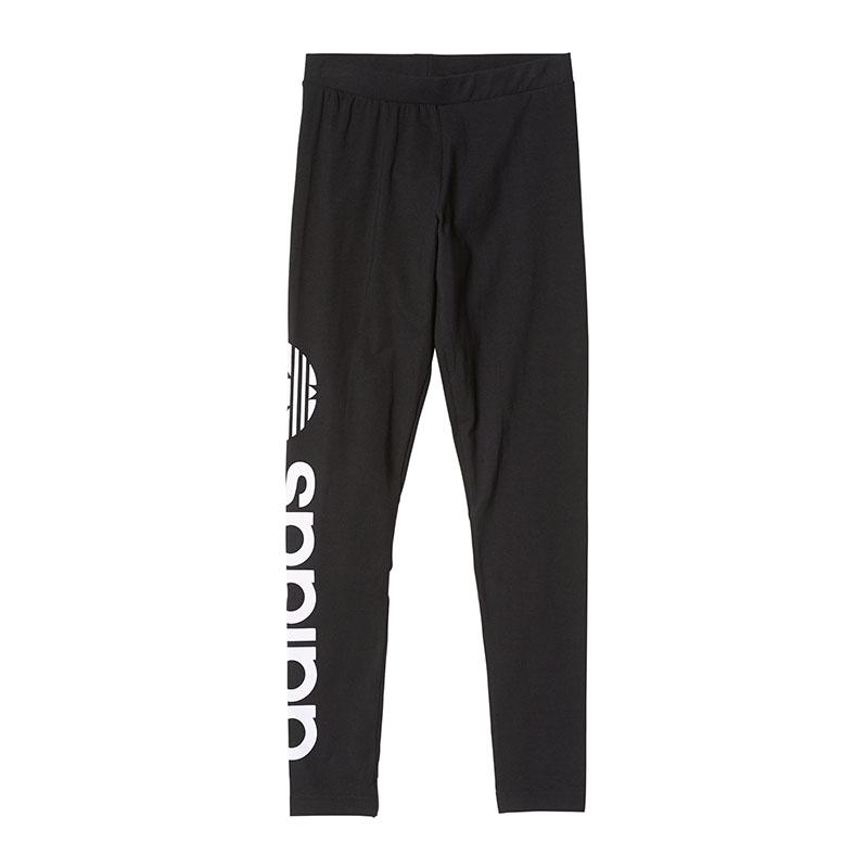 Adidas Originals Linéaire Leggings Femmes Noir
