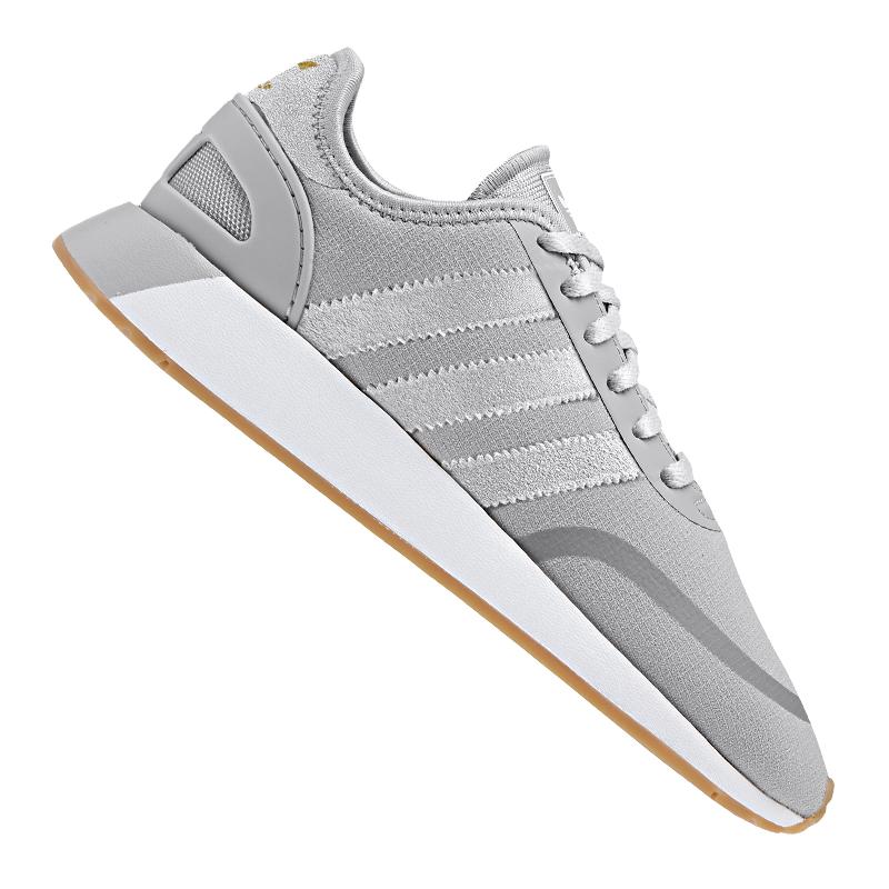 Adidas Originals N -523 Scarpe  da Tennis da Donna Grigio  Ritorno di 10 giorni