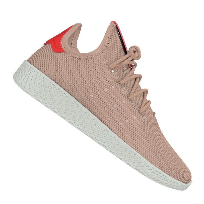 Adidas Originals Pw Tenis Hu Zapatilla Deportiva women pink