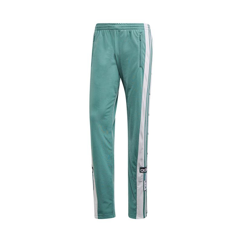 e733a32d9e4719 La imagen se está cargando Adidas-Originals-snap -Pant-pantalones-deportivos-verde-Weiss