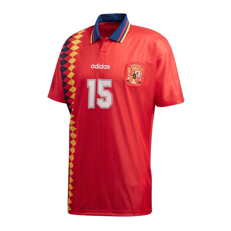 ADIDAS Originals Spain T-Shirt Rosso