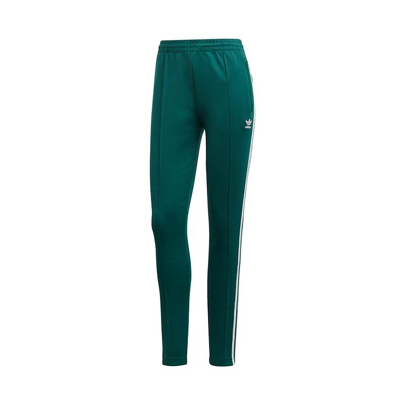 Adidas-Originals-Foglie-Pantaloni-Militari-Donna-Verde