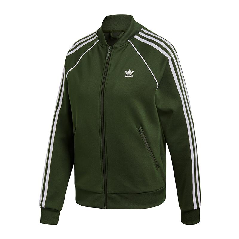 Foglie Verde Cannottiera Originals Aderente Adidas Donna 6YwqRW0x
