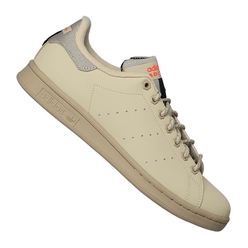 Adidas Originals Stan Smith Turnschuhe Braun Rot