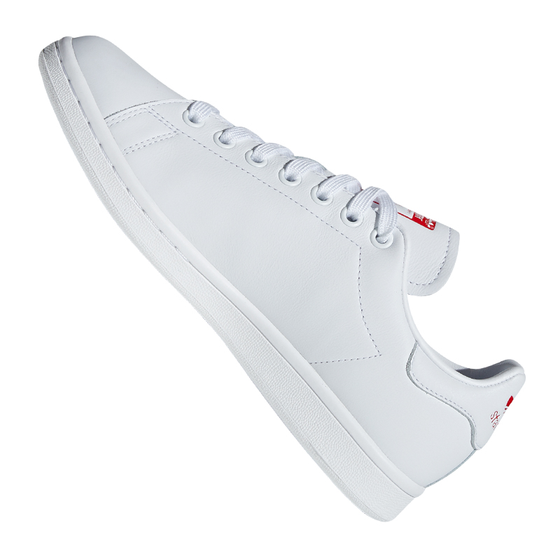 best website 2ada3 e30a7 Adidas-Originals-Stan-Smith-Sneaker-Femmes-Blanc