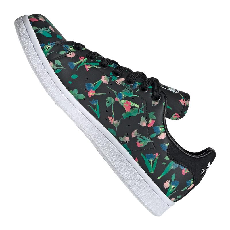 Adidas Originals Stan Smith Sneaker per donna Nero