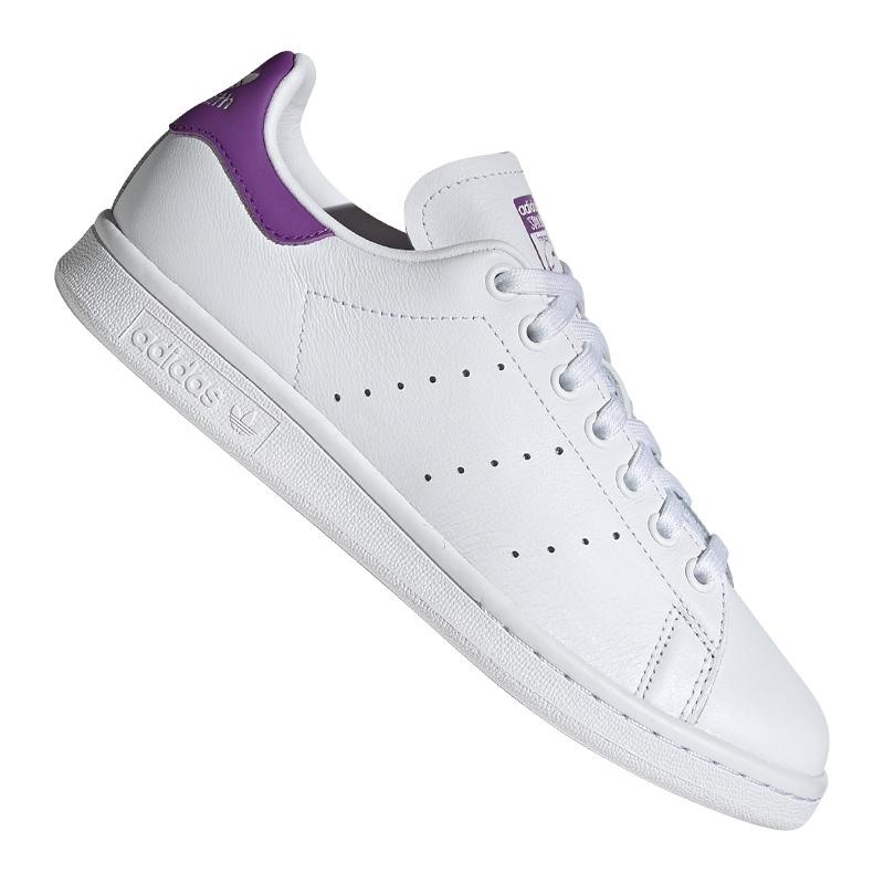 Baskets Adidas Originals Stan Smith Unisexe BlancArgent