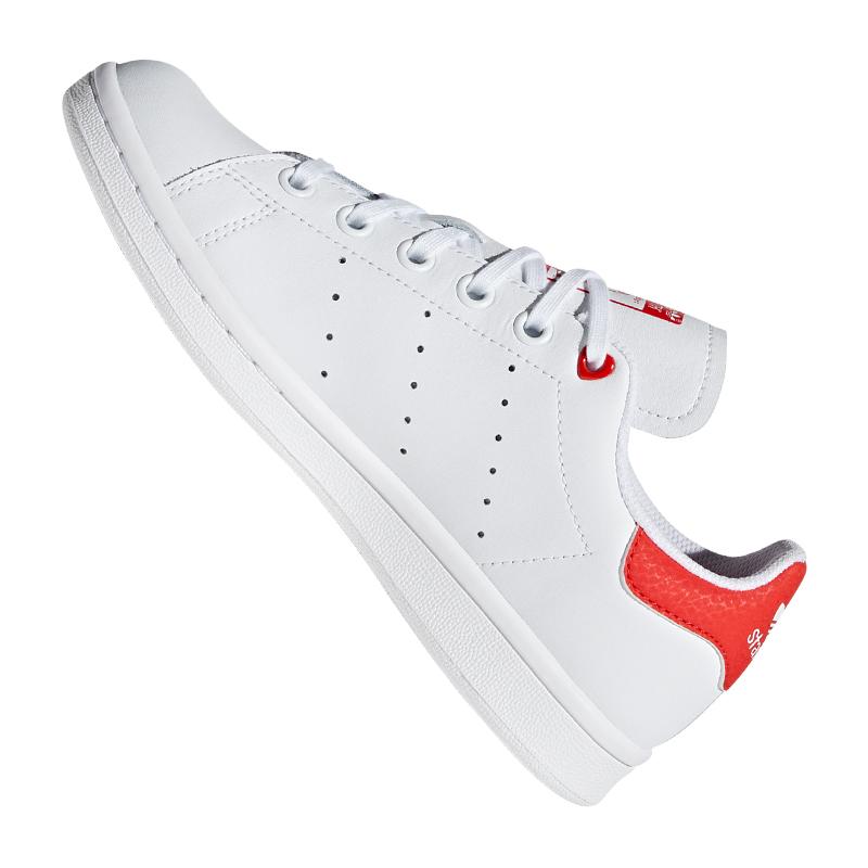 Adidas Originals Stan Smith Sneaker Kids blanc