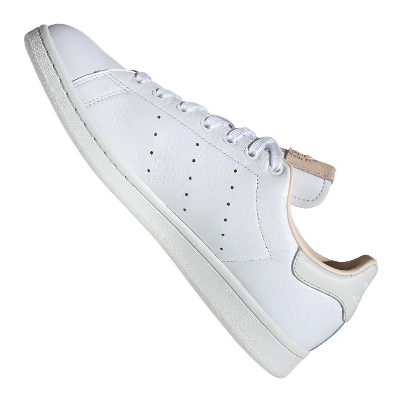 Adidas Originals Baskets Stan Smith Blanc Beige