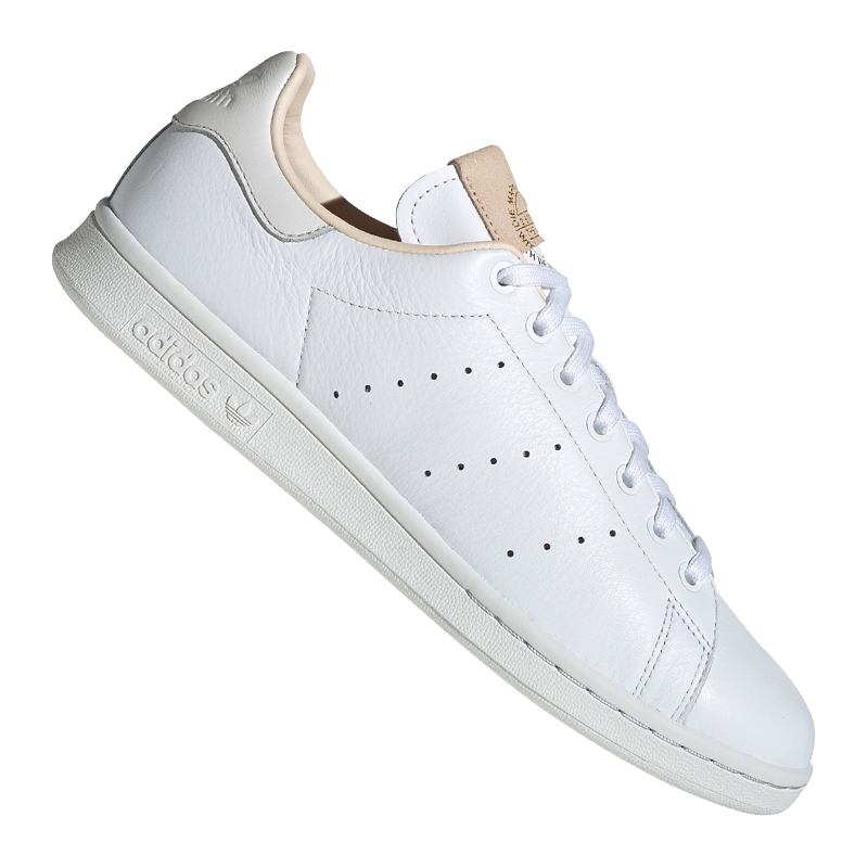 adidas Originals Stan Smith Sneaker Weiss Beige
