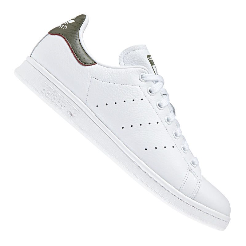 cheap for discount 5705e d6d81 adidas-originals-stan-smith-sneaker-weiss-gruen-lifestyle-freizeit-strasse-schuh-herren-maenner-b41477.jpg