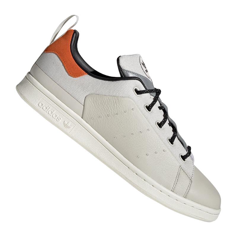 Zapatillas Adidas Originals Stan Smith BlancasNaranjas
