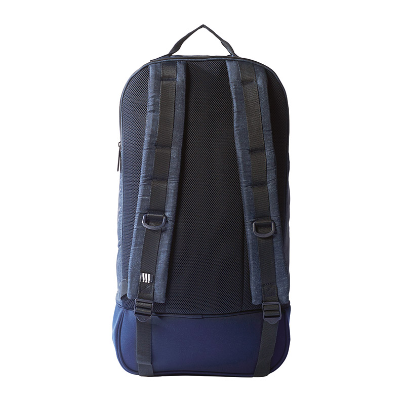 adidas originals street indigo rucksack blau ebay. Black Bedroom Furniture Sets. Home Design Ideas