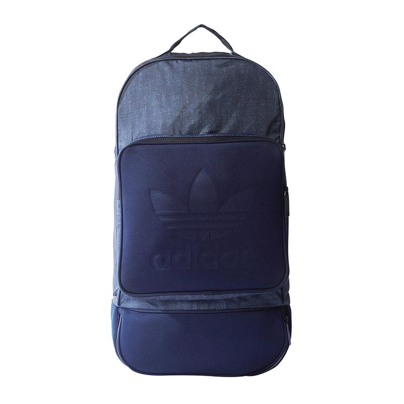 Indigo Street Adidas Azul Originals Detalles De Mochila odxBrCe