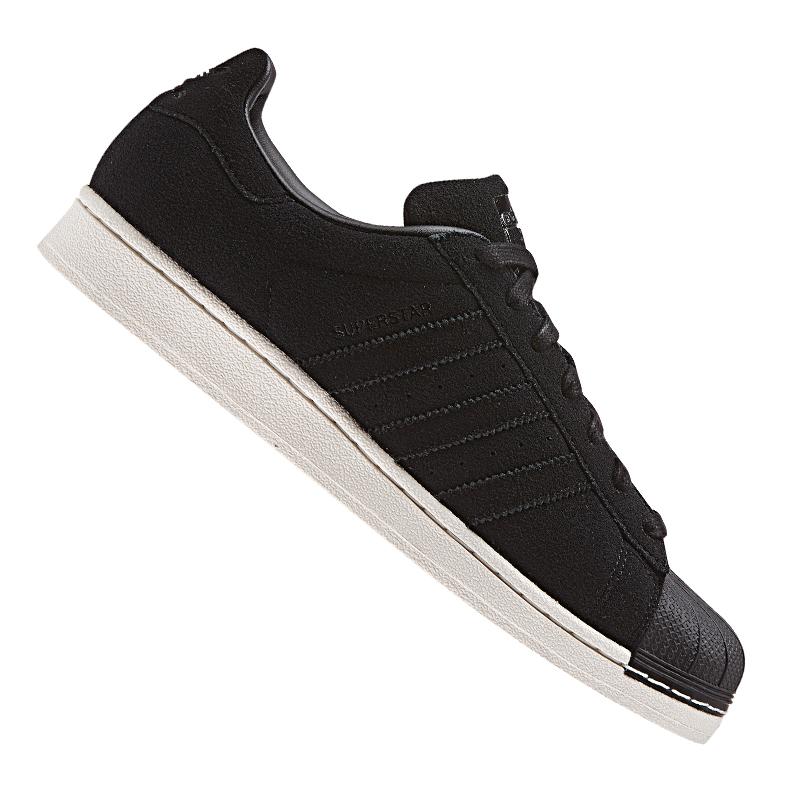 adidas Originals Superstar Sneaker Schwarz Weiss