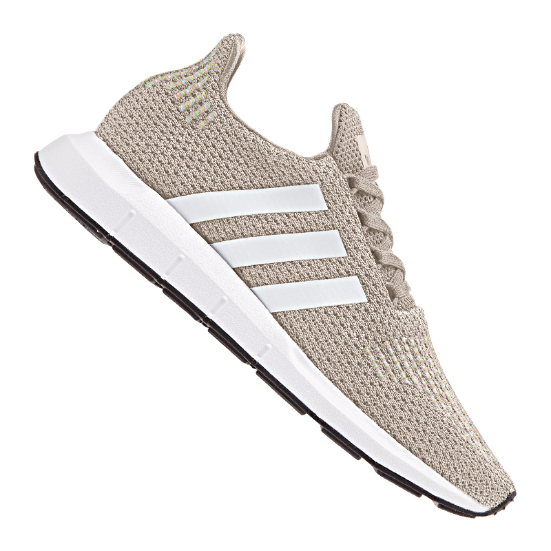 Adidas Originals Swift Run Basket Femmes Beige