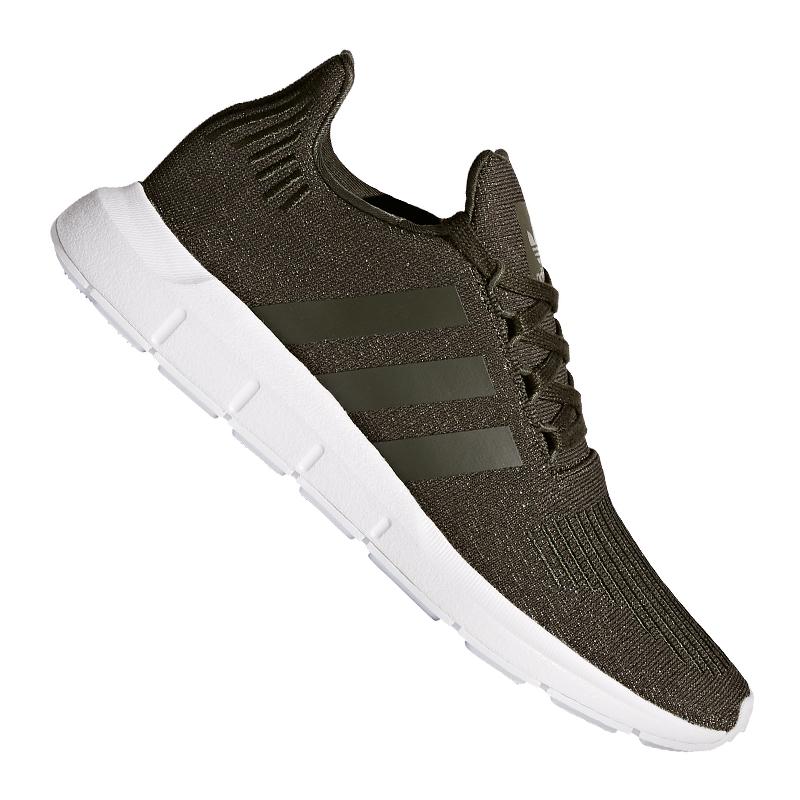 adidas Originals Swift Run Sneaker Damen Grün