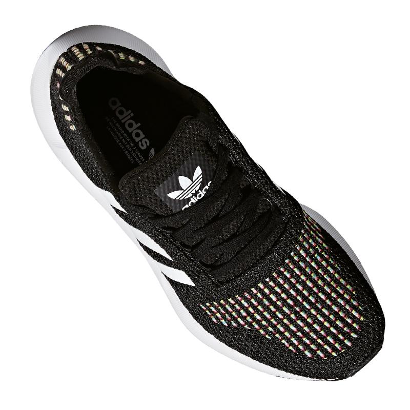 Swift Damen Run Originals Adidas Schwarz Weiss w50TWq84