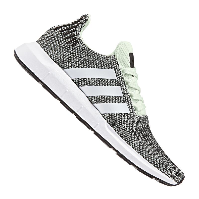 adidas Originals Originals Originals Swift Run Sneaker Grau Grün db86f7