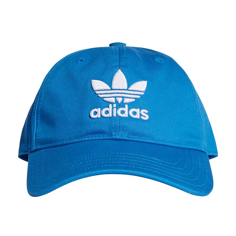 50fe18cf38 Adidas Originals Trefoil casquette bleu | eBay
