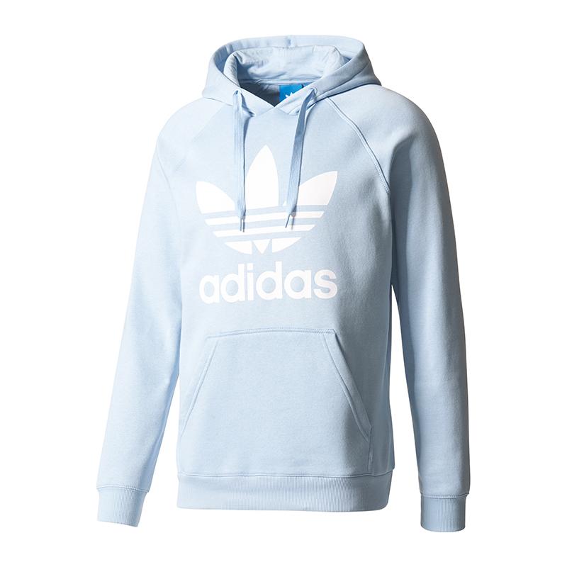 adidas sweatshirt hellblau
