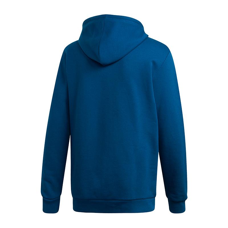 Adidas Kapuzensweat Trefoil Originals Warm up Blau PwrPTq6n