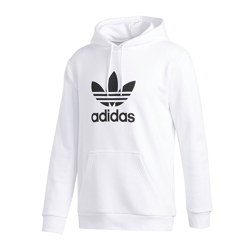 Haut Blanc Originals Chaud Adidas Sweat Capuche RXqEZdRFfw