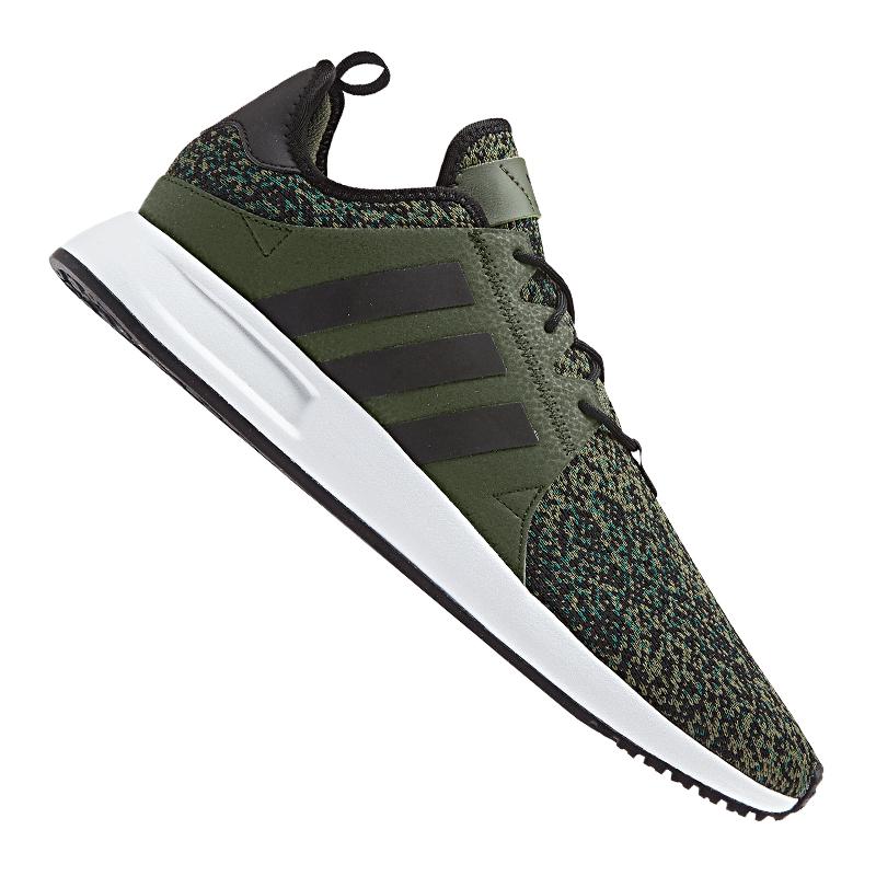 Details zu adidas Originals X_PLR Sneaker Grün Weiss Schwarz