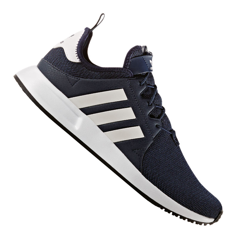adidas originals x plr sneaker blau weiss ebay. Black Bedroom Furniture Sets. Home Design Ideas