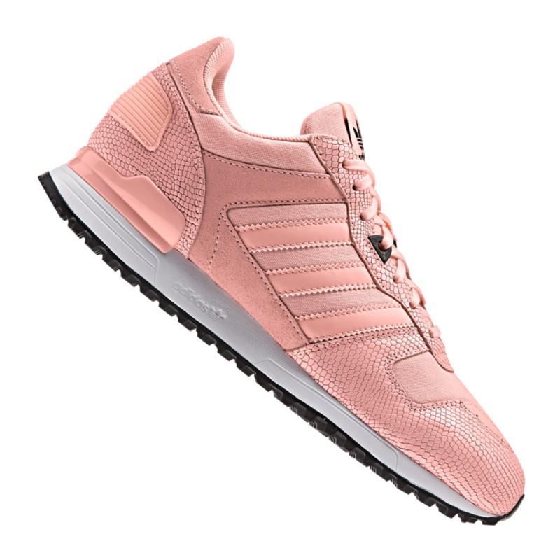 ADIDAS-ORIGINALS-ZX-700-Sneaker-Women-039-s-Orange