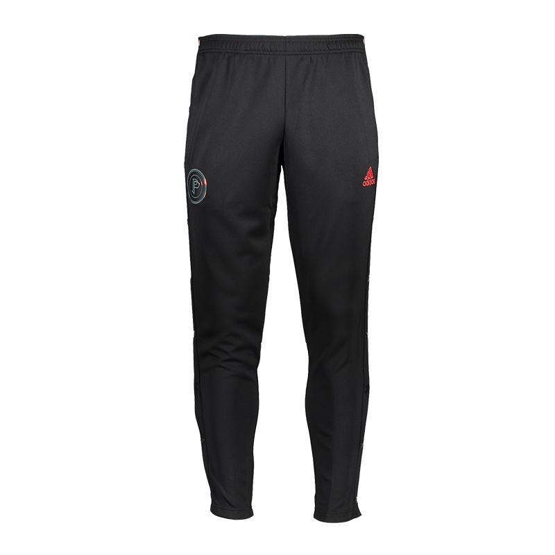 Adidas Paul Pogba   Pantaloni Pantalone Nero
