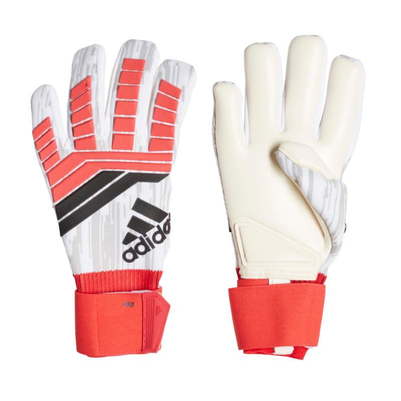 Adidas Adidas Adidas Protator 18 Pro TW-Handschuh Rot Grau 53ef77