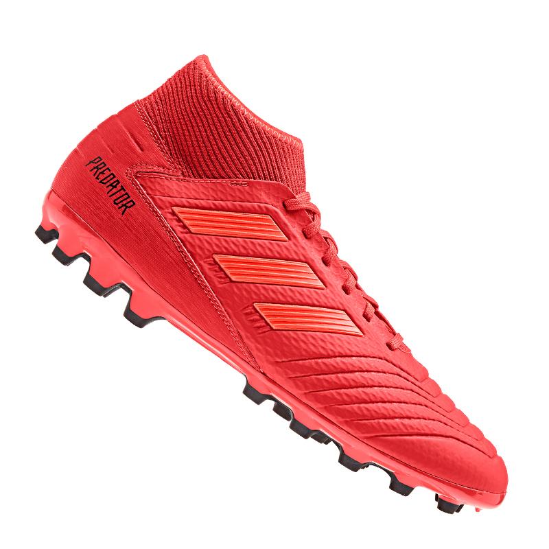Adidas Prougeator 19.3 Ag Rouge Noir