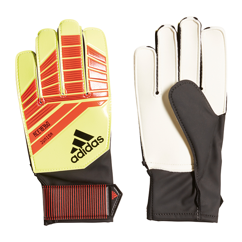 Adidas-Predator-Junior-Guanto-Tw-Bambini-Rosso