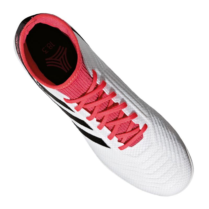brand new 51ab1 7c4b4 ... shop 3 of 4 adidas predator tango 18.3 tf white black 0bff2 a0b2b