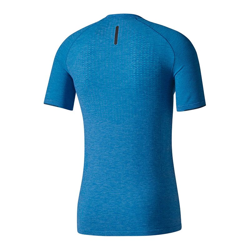 adidas-Primeknit-Lana-Manga-Corta-Camiseta-running
