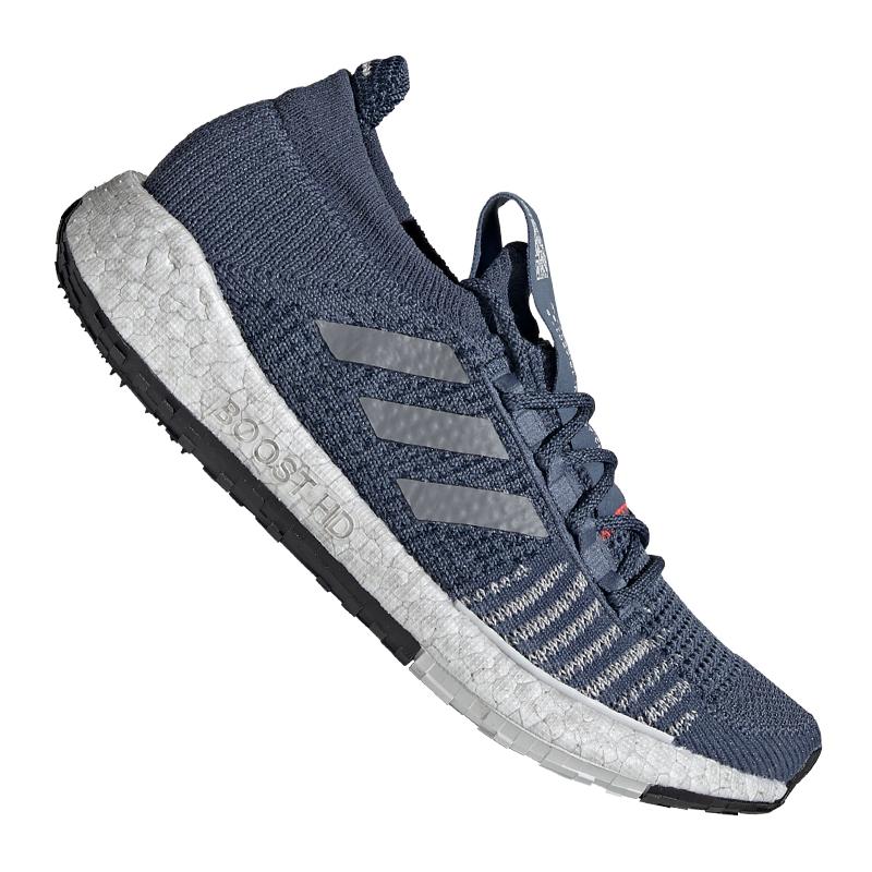 Adidas Impulso Boost HD Corsa Donna Blu Grigio